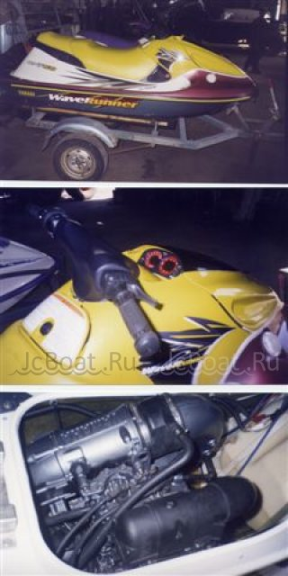 водный мотоцикл YAMAHA WAVERUNNER GP760 1997 года