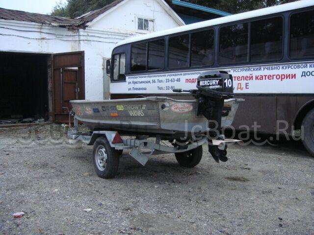 лодка пластиковая MERCURY BRONSWICK 1992 года