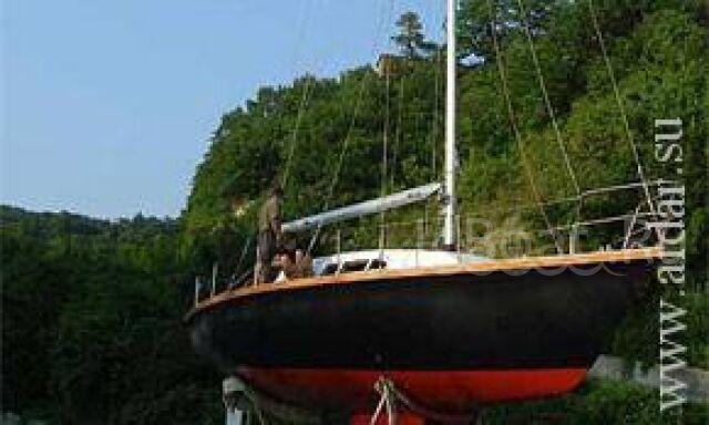 яхта парусная ЛЭС 35 1980 года
