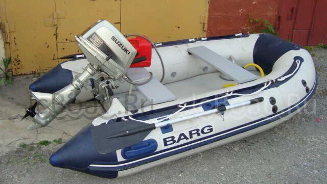 лодка ПВХ BARG MOJO 270 2014 года