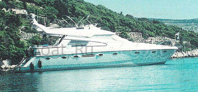 яхта моторная JOHNSON JOHNSON 56 1994 года