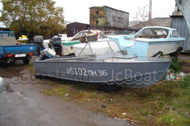 лодка пластиковая COOPER
