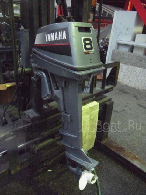 мотор подвесной YAMAHA 8 1997 года