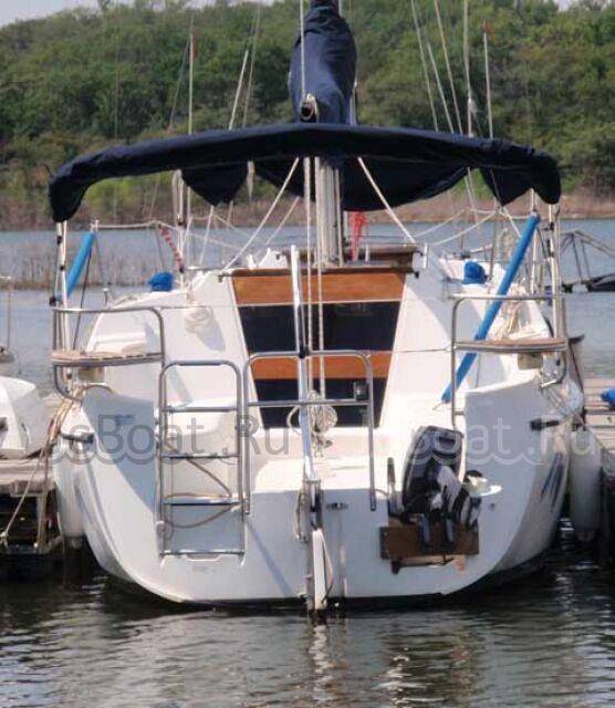 яхта парусная HUNTER 26 2010 года