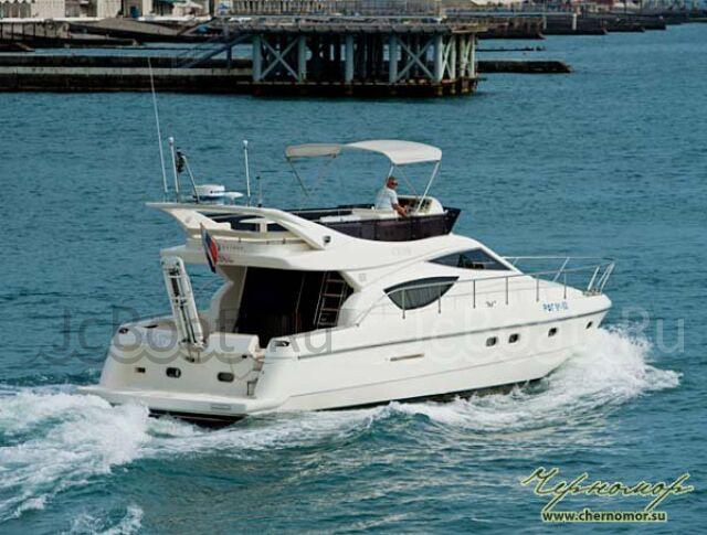 яхта моторная FERRETTI FERRETTI 460 2008 года