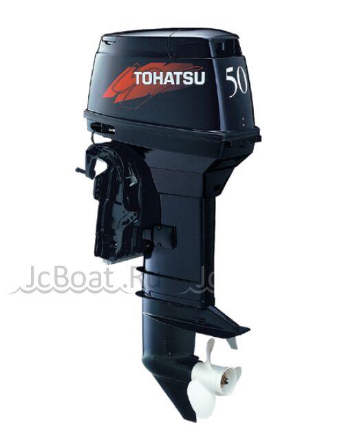 мотор подвесной TOHATSU M50D2 EPTOS 2009 года