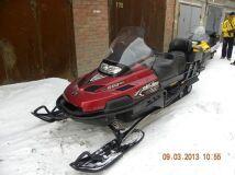 снегоход BRP TUV 600