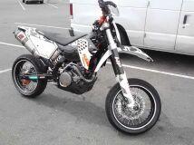 мотард KTM 530 EXC-R