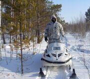 снегоход ТАЙГА 500