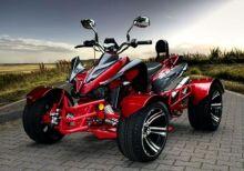 квадроцикл CZ ATV купить по цене 99000 р. в Санкт-Петербурге