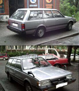 Subaru Leone 1991 года во Владивостоке на запчасти