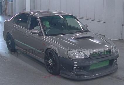 Subaru Legacy 2001 года во Владивостоке на запчасти