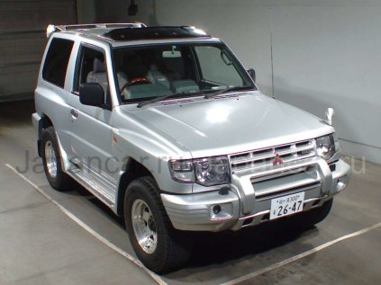 Mitsubishi Pajero 1997 года во Владивостоке на запчасти