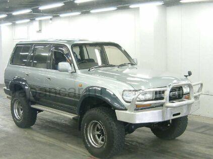 Toyota Land Cruiser 1994 года в Уссурийске на запчасти