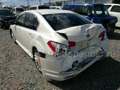 Subaru Legacy B4 2012 года во Владивостоке на запчасти