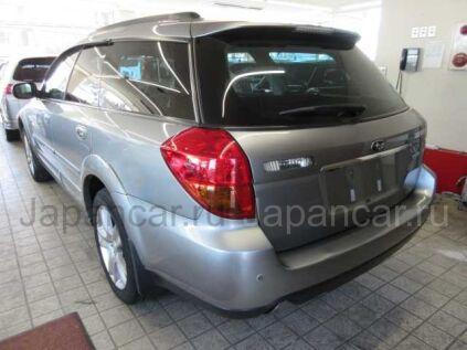 Subaru Outback 2005 года в Японии