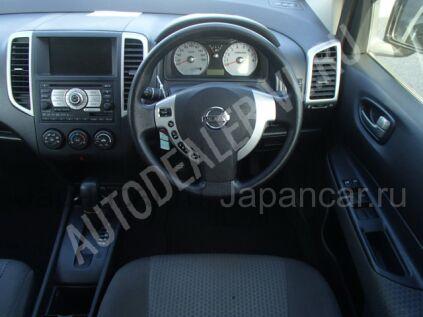 Nissan Wingroad 2010 года в Японии