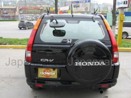 Honda CR-V 2004 года в Новосибирске