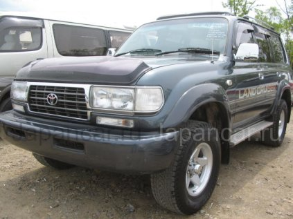 Toyota Land Cruiser 1993 года в Уссурийске