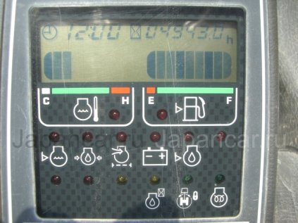 Экскаватор KOMATSU PC120-6E 2002 года в Японии