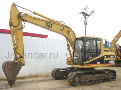 Экскаватор Caterpillar 312-7DK 1993 года во Владивостоке