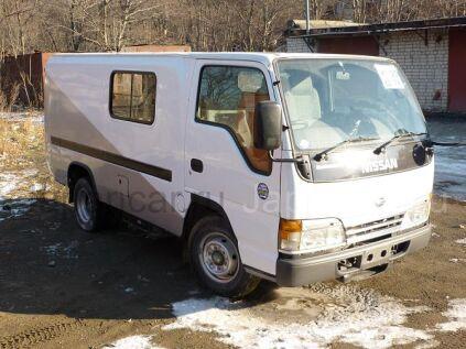Фургон Nissan ATLAS 2001 года во Владивостоке
