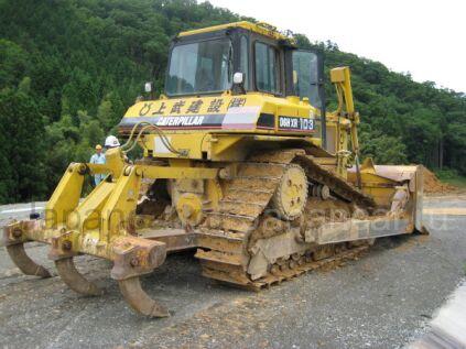 Бульдозер Caterpillar D6HP 1995 года в Японии