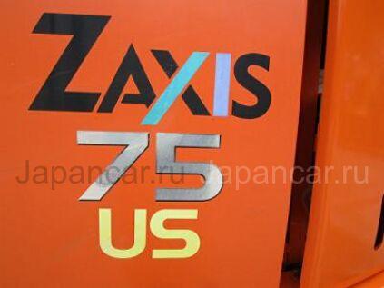Экскаватор Hitachi ZX75US-A 2007 года в Японии