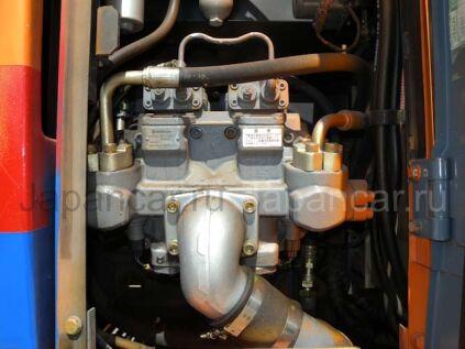 Экскаватор колесный Hitachi ZX125W 2007 года в Японии, KOBE