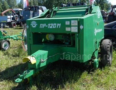 Пресс-подборщик Пресс-подборщик ПР-120М 2012 года в Новосибирске
