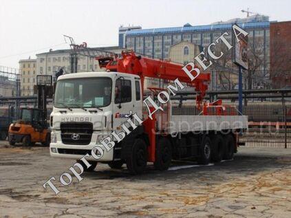 Крановая установка Kanglim KS5206 2013 года в Казани