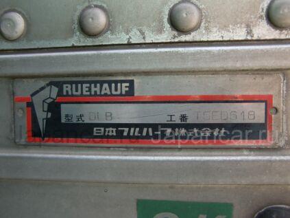 Будка Mitsubishi FUSO FIGHTER 2004 года