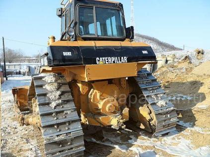 Бульдозер Caterpillar D6HZ 1998 года в Хабаровске