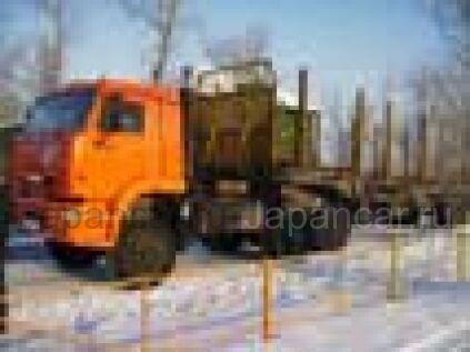 Лесовоз КамАЗ-65225 2007 года в Иркутске