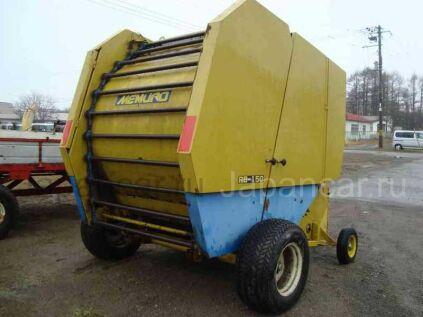 Пресс-подборщик Caterpillar MEMURO 2007 года в Спасске-Дальнем