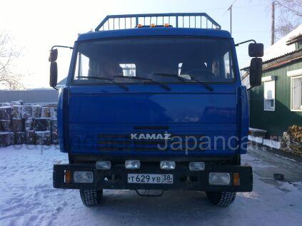Лесовоз КАМАЗ 53215 2011 года в Иркутске