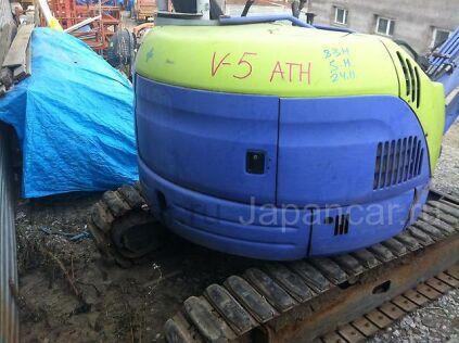 Экскаватор AIRMAN AX33U 2004 года во Владивостоке