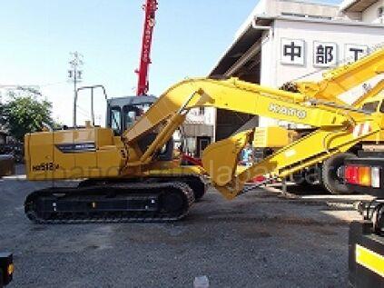 Экскаватор KATO HD512V 2014 года в Японии