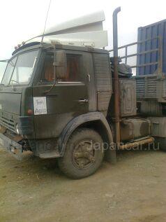 Седельный тягач Hino Камаз 5410 1990 года в Уссурийске