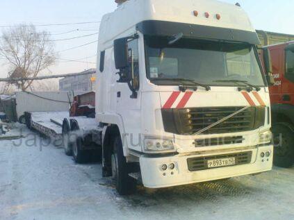 Седельный тягач Howo 371 2008 года в Новокузнецке