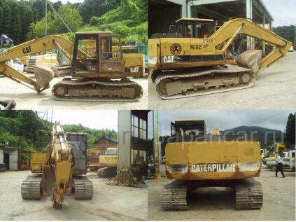 Экскаватор Caterpillar E120B 1991 года в Японии