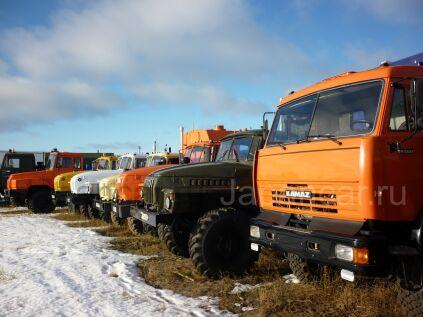 Седельный тягач Урал 44202-0311-41 ОТС !!! 2008 года в Тюмени