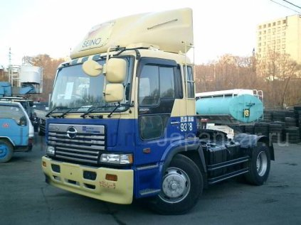 Седельный тягач Hino SH4 1994 года в Новосибирске