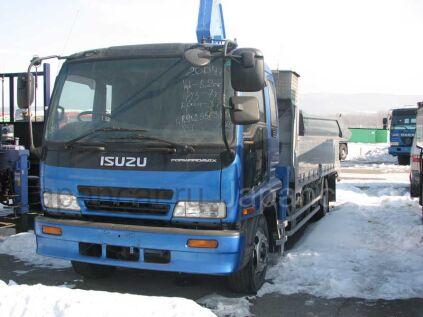 Бортовой+кран Isuzu FORWARD 2004 года во Владивостоке