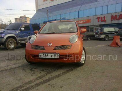 Nissan March 2004 года во Владивостоке