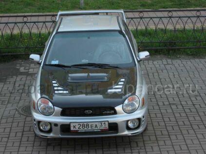 Subaru Impreza WRX 2002 года в Белгороде