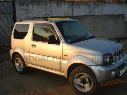 Suzuki Jimny Wide 1998 года в Дальнегорске