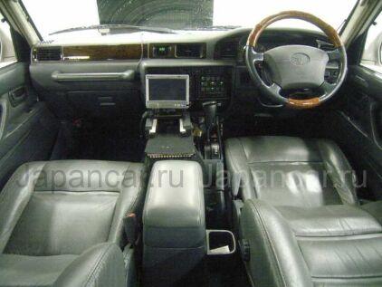 Toyota Land Cruiser 1996 года во Владивостоке