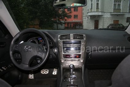 Lexus IS250 2008 года в Москве