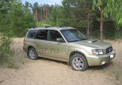 Subaru Forester 2003 года в Чебоксарах